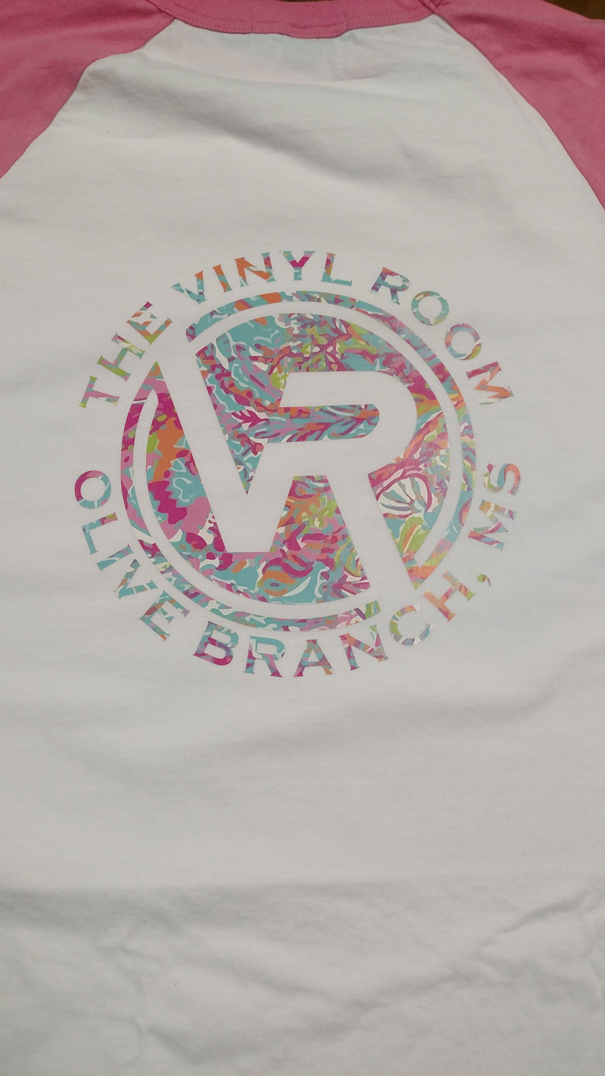 Vinyl Room Logo Shirt