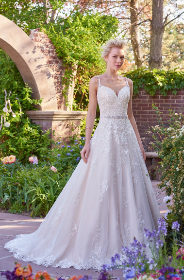 The french door bridal boutique ball gown photos sioux falls for Wedding dresses sioux falls
