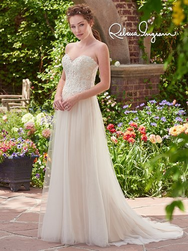 The french door bridal boutique sheath gown photos sioux falls for Wedding dresses sioux falls