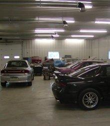 Auto Shop - Elliottsburg, PA - JW Smith Auto Body