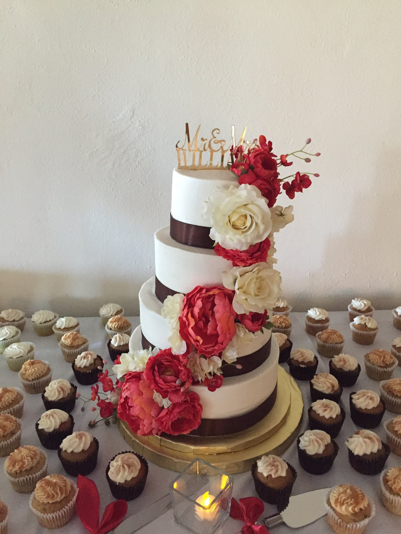 wedding cupcakes for cakes