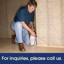 Exterminator - Visalia, CA - First Class Pest Control - Pest Control Services - For inquiries, please call us.