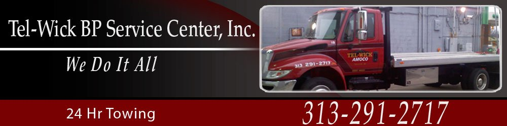 Auto Service - Taylor, MI - Tel-Wick BP Service Center, Inc.