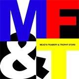 Mead's Framery & Trophy Store - Logo