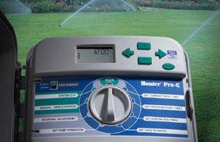Pro-C sprinkler system