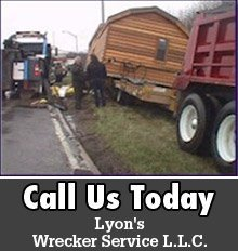 Towing Company - Plymouth, IN - Lyon's Wrecker Service L.L.C. - Heavy and light towing