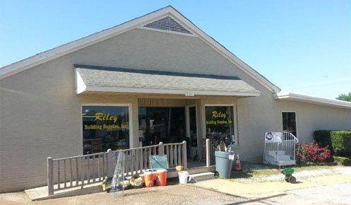 Hardware  - Fulton, MS - Riley Building Supplies Inc - Call 662-862-3149 For more information about our products