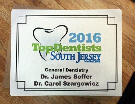 Dr. James Soffer | Dr. Carol Szargowicz | James B Soffer DDS