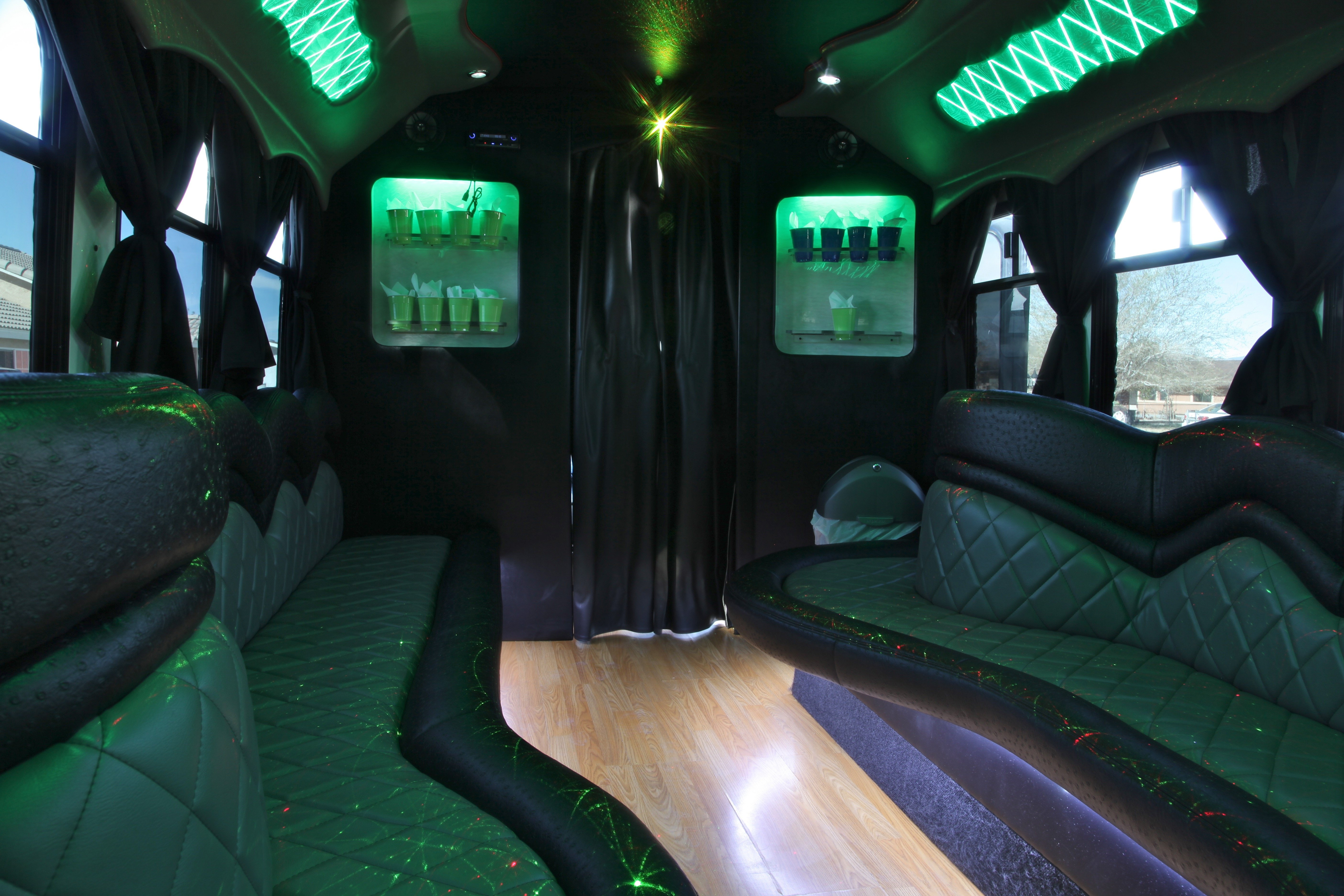 Led lights interior