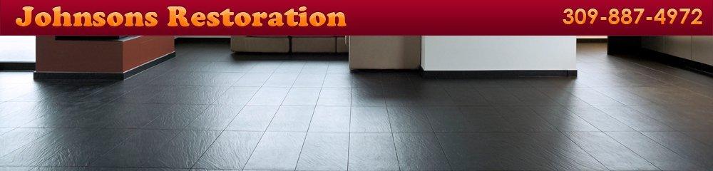 Restoration Services - Albany, IL - Johnsons Restoration