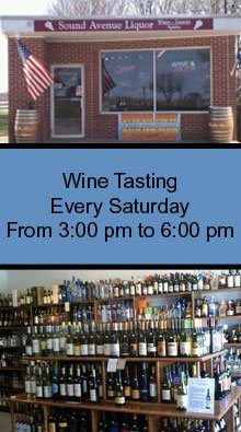 Wine And Liquor Store - Riverhead, NY - Sound Avenue Liquor