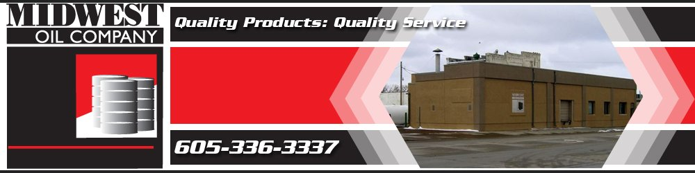 Oil Product Supplier Sioux Falls, SD - Midwest Oil Company