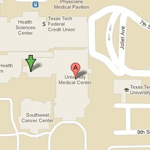 McInturff Conference Center 602 Indiana Ave Lubbock, TX  79415