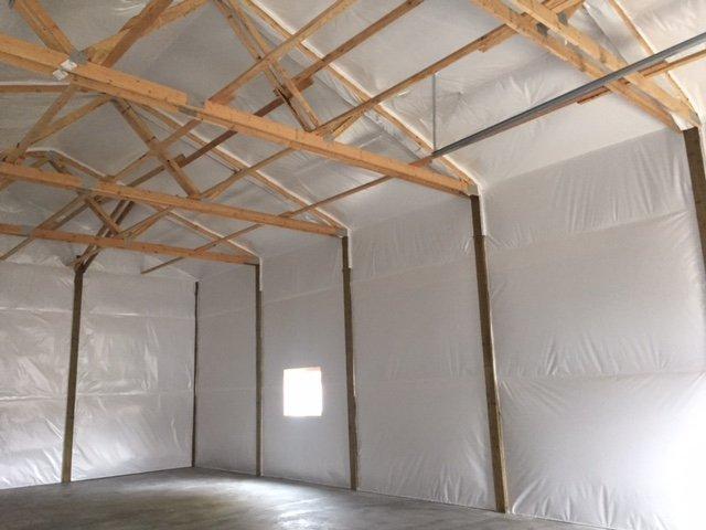 30x50 Pole Barn Uintah Ut