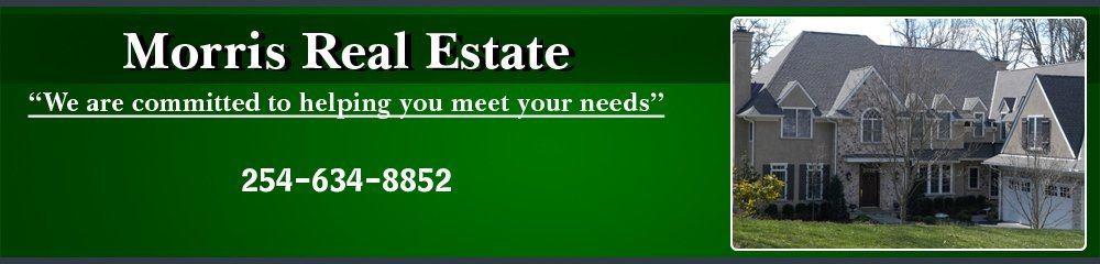 Real Estate Agency - Killeen, TX - Morris Real Estate