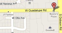 Buono's Pizza - 2023 W Guadalupe Road, Mesa, AZ 85202