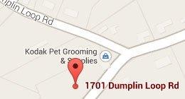 Kodak Pet Grooming - 1701 Dumplin Loop Rd., New Market, TN 37820