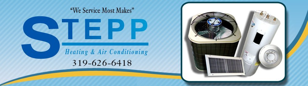 Heating And Air Conditioning Contractor - North Liberty, IA - Stepp Heating & A/C