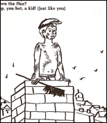 Chimney Sweeps - Pasco, FL - Suncoast Community Maintenance, Inc. - coloring book 2
