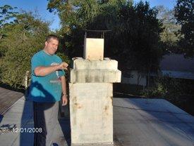 Van-Packard Prefab Fire Hazard