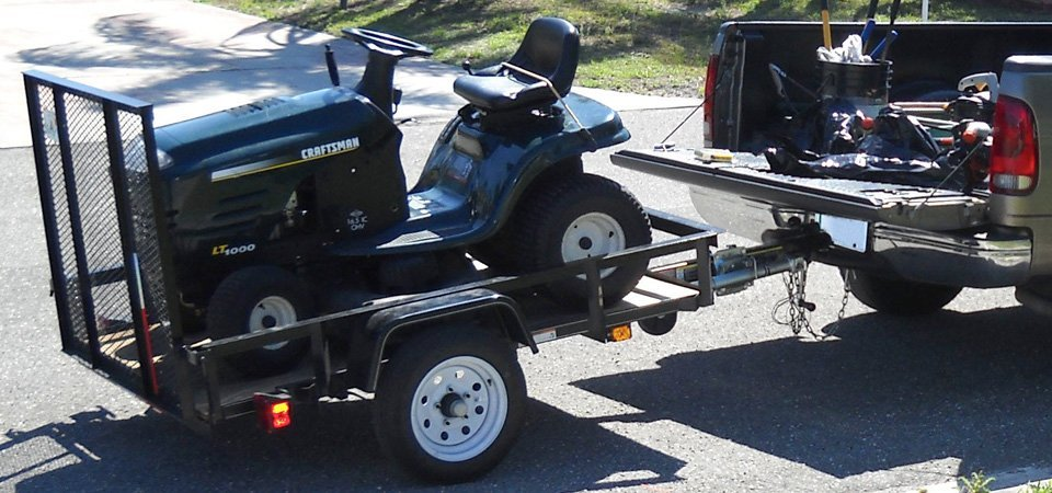 Utility Trailer Repairs | Construction Trailer | Personal Use ...