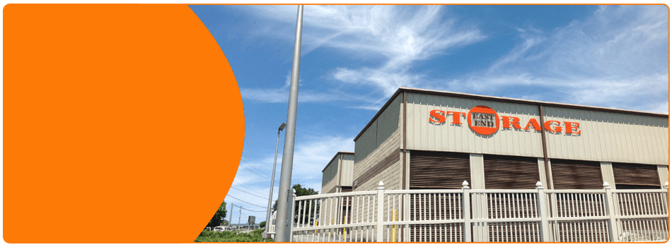Padlocked storage units | Smoketown, PA | East End Storage LLC | 717-392-1545