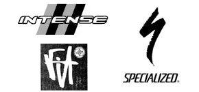 Intense, Haro Bikes, Specialized