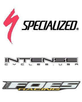 Specialized, Intense, FOES