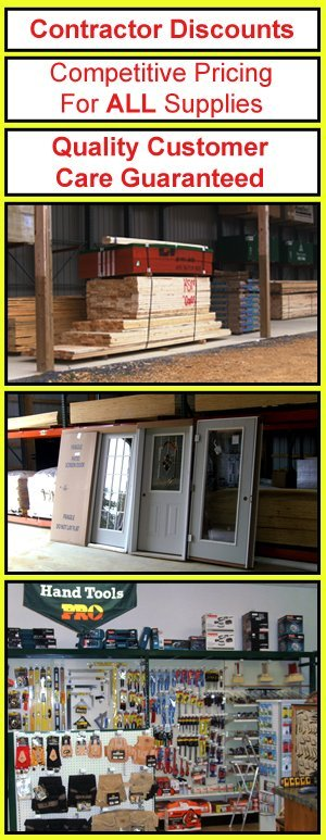 Lumber and Building Supplies - Mifflintown, PA - Juniata Lumber & Supply Company