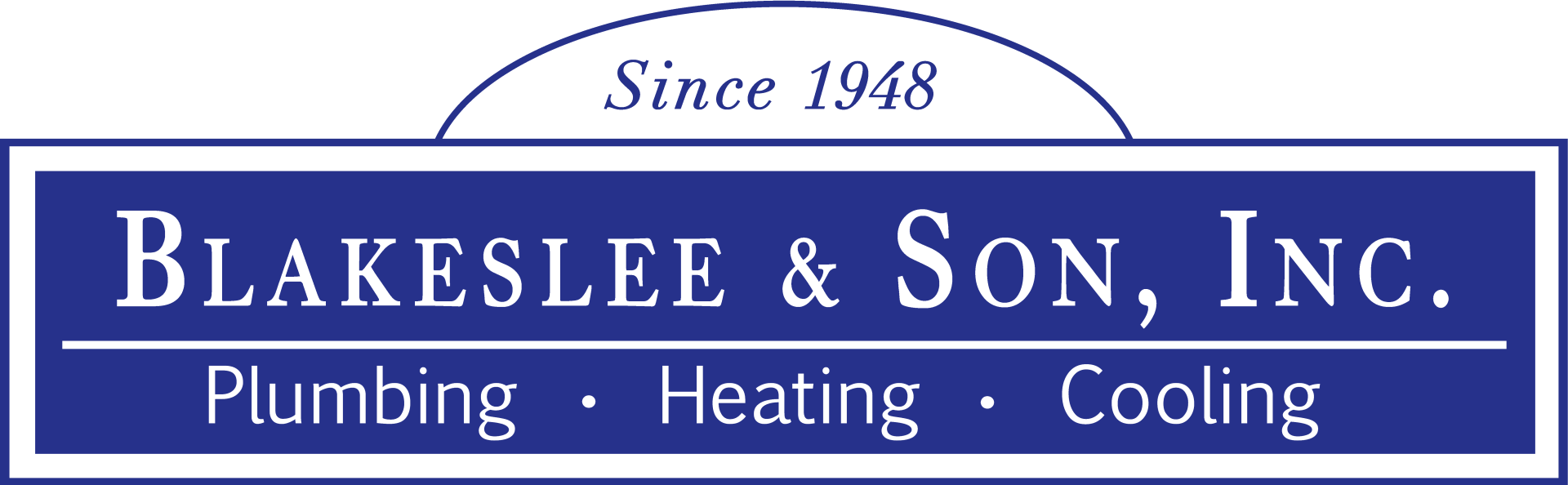 Blakeslee & Son, Inc. - Logo