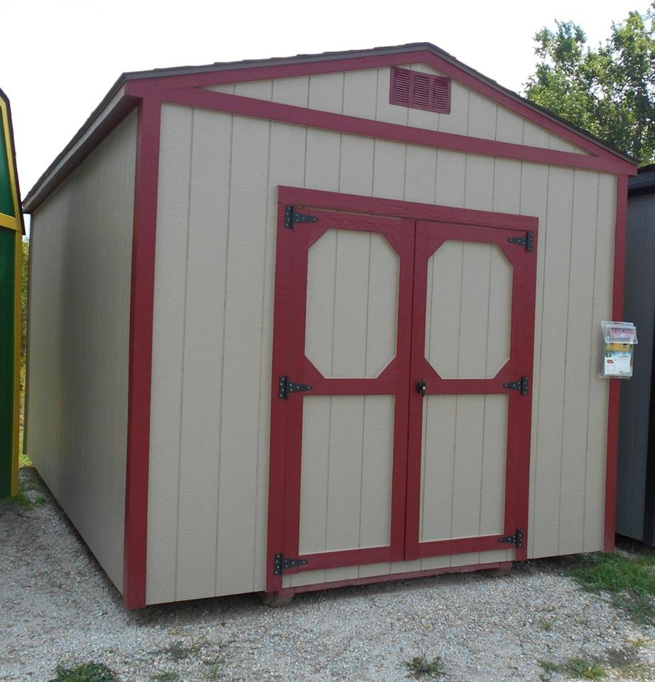 sheds utility storage shed backyard solution your
