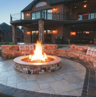 Elegant Now That The Fall Season Is Upon Us You May Be Considering A Gas Outdoor  Fire Pit To Warm Your Patio. Before You Make That Purchase, Consider These  Helpful ...