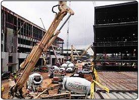 Dumfries, VA - Grumpy's Concrete Pumping Inc - Putzmeister Schwing Concrete Pumps