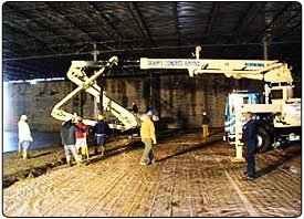 Grumpy's Concrete Pumping Inc - Dumfries, VA - Putzmeister Schwing Concrete Pumps