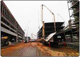 Putzmeister Schwing Concrete Pumps - Dumfries, VA - Grumpy's Concrete Pumping Inc