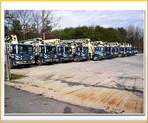 Concrete Pumps - Dumfries, VA - Grumpy's Concrete Pumping Inc