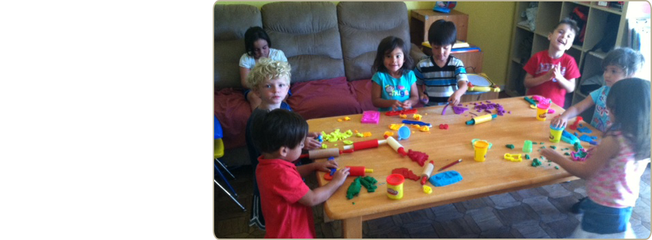 Evenings and Weekends   West Covina, CA   Busy Bee Home Day Care   626-919-1314