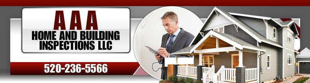 Inspection Services - Sierra Vista, AZ - AAA Home And Building Inspections LLC