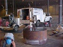 Concrete Cutting - Chattanooga, TN - True-Line Coring & Cutting of Chattanooga, LLC.