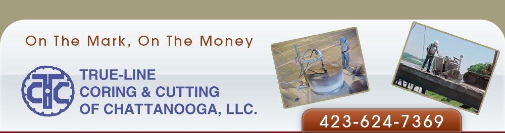 Concrete Cutting | Core Drilling Chattanooga, TN - True-Line Coring & Cutting of Chattanooga, LLC.