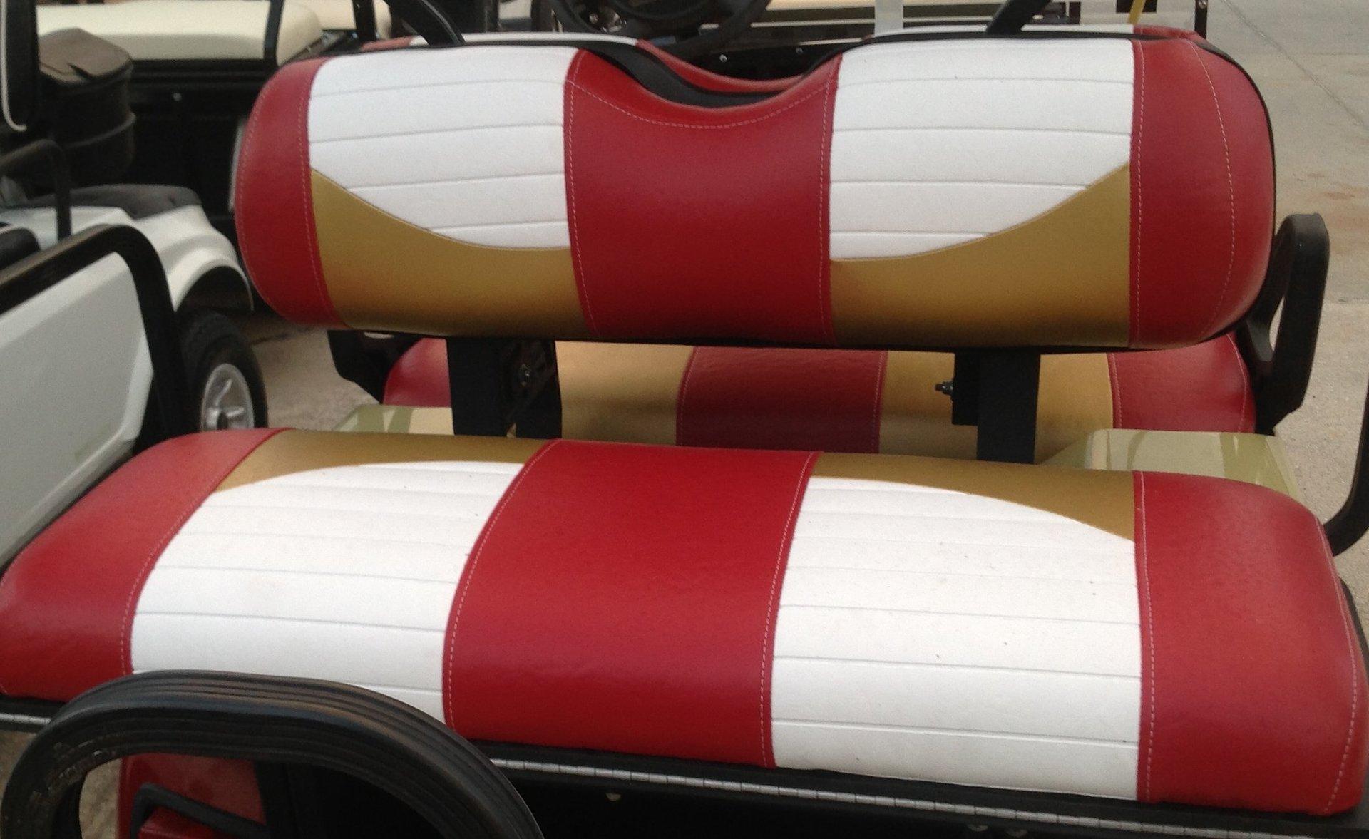 Golf Cart Seat