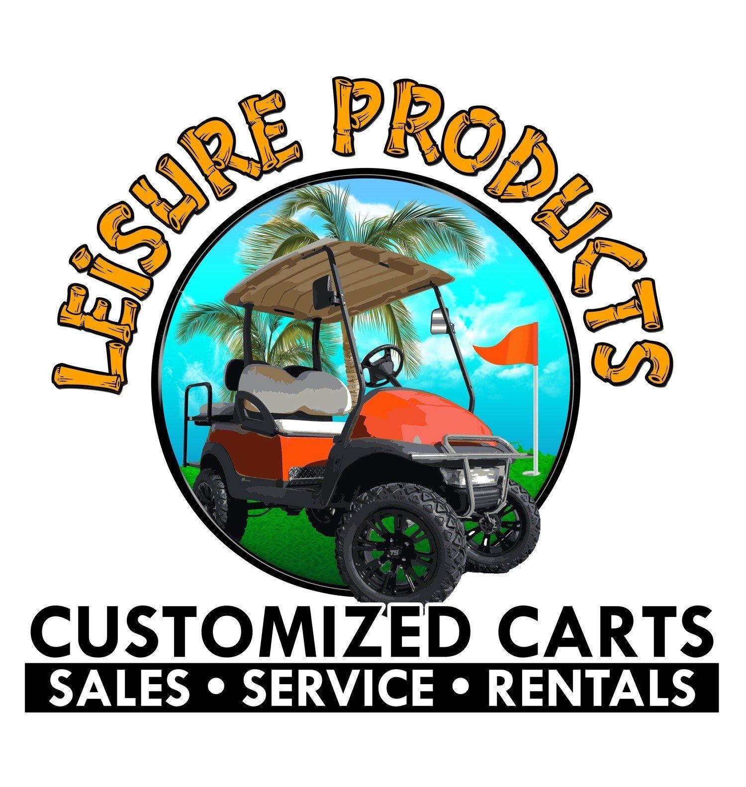 Leisure Products - logo