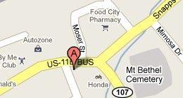 Adkins Family Dentistry - 600 Tusculum Blvd. Greeneville, TN