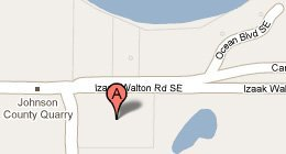 S & G Materials - 4059 SE Izaak Walton Rd Iowa City, IA 52240
