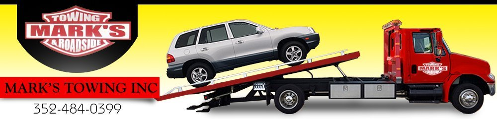 Towing - Ocala, FL - Mark's Towing Inc