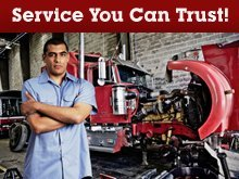 Truck And Trailer Repair Shop - Salina, KS - Jim's Truck And Trailer Service