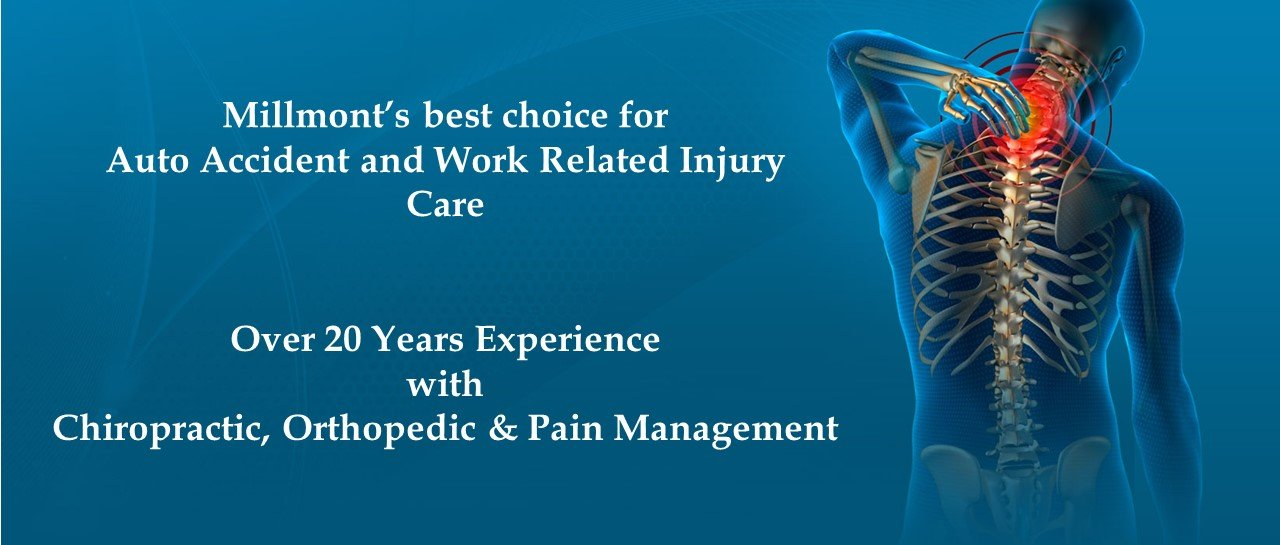 Auto & Work Related Injury Care in Millmont, PA.