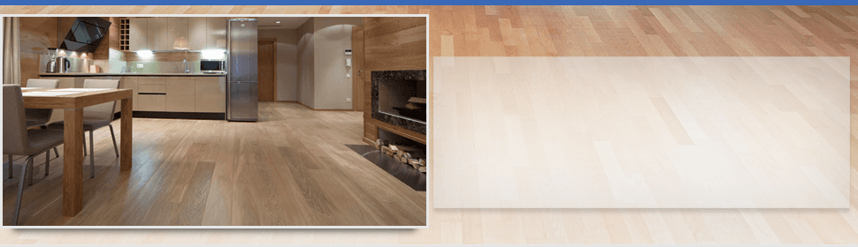 Gorgeous hardwood for every room!