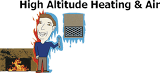 High Altitude Heating & Air - Logo