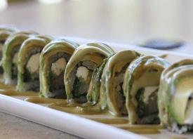 Japanese Restaurant - Macon, GA - Shogun Japanese Restaurant - Maki rolls